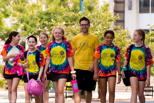 CRC's YOUTH Program has provided dancers an incredible summer camp experinece for more than 20 years - photo credit Rince and Repeat Photography