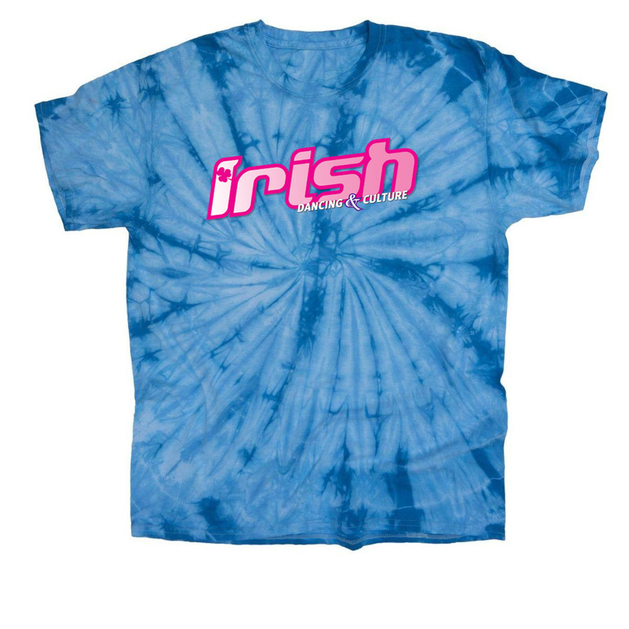 Irish Dancing Tie-Dye